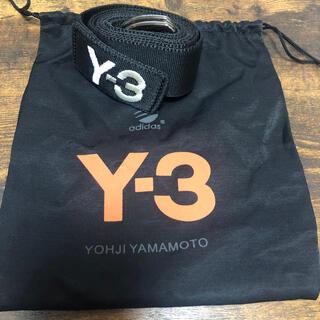 Y-3 - Y-3 ベルト Mサイズ 125cm