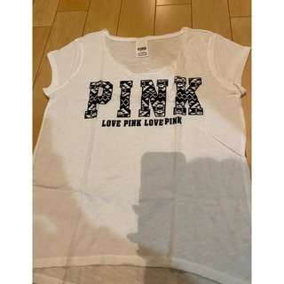 Victoria's Secret - ヴィクトリアズシークレット PINK 新品Tシャツ