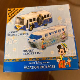 Disney - バケーションパッケージ トミカ