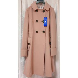 BURBERRY BLUE LABEL - ブルーレベル新品コート ピンク