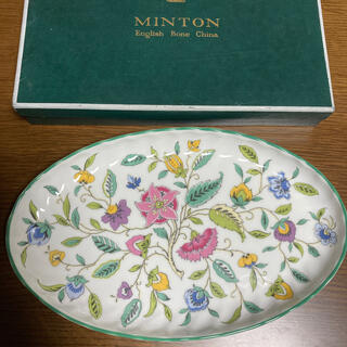 ミントン(MINTON)のMINTON オーバルトレイ(食器)