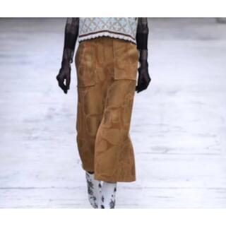 マメ(mame)のマメクロゴウチ スカート(ロングスカート)