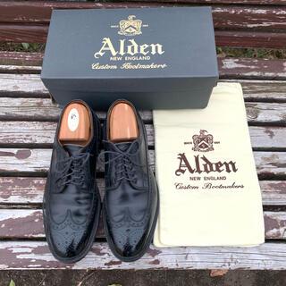 Alden - 希少❗️bpr BEAMS別注《Alden》9753アメリカンブローグ カーフ