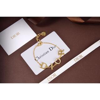 Dior - ディオール Dior 可愛い プレスレット