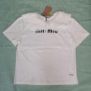 miumiu - ミュウミュウ ブラウス tシャツ 可愛い