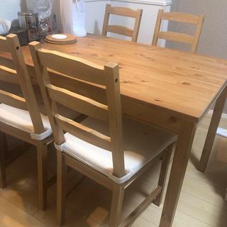 IKEA - IKEA JOKKMOKK ヨックモック ダイニングテーブルセット