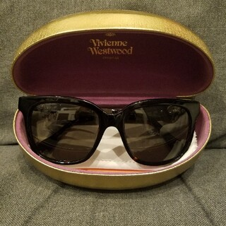 Vivienne Westwood - Vivienne Westwood サングラス 木目柄