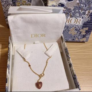 クリスチャンディオール(Christian Dior)のDior PETIT CD ネックレス 限定品(ネックレス)
