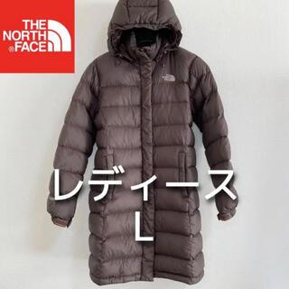 THE NORTH FACE - 美品 希少 THE NORTH FACE ダウンコート レディースL 700