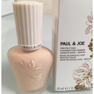 PAUL & JOE - ポール&ジョープロテクティングファンデーション プライマー 01