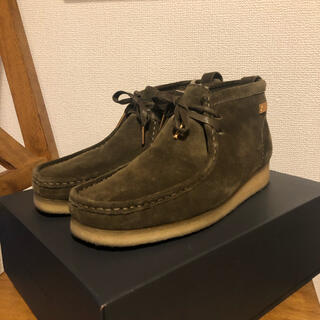 Clarks - clarks KITH Wallabee Boot US10 28cm