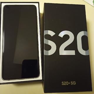 SAMSUNG - 最終値下げGALAXY S20+ 5G