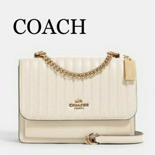COACH - COACH Klare Crossbody With Linear Quilti