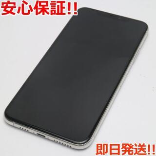 アイフォーン(iPhone)の美品 SIMフリー iPhone 11 Pro Max 256GB シルバー (スマートフォン本体)