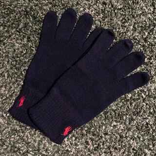 ラルフローレン(Ralph Lauren)のラルフローレン/ポロラルフローレン/手袋/指先スマホ対応(手袋)