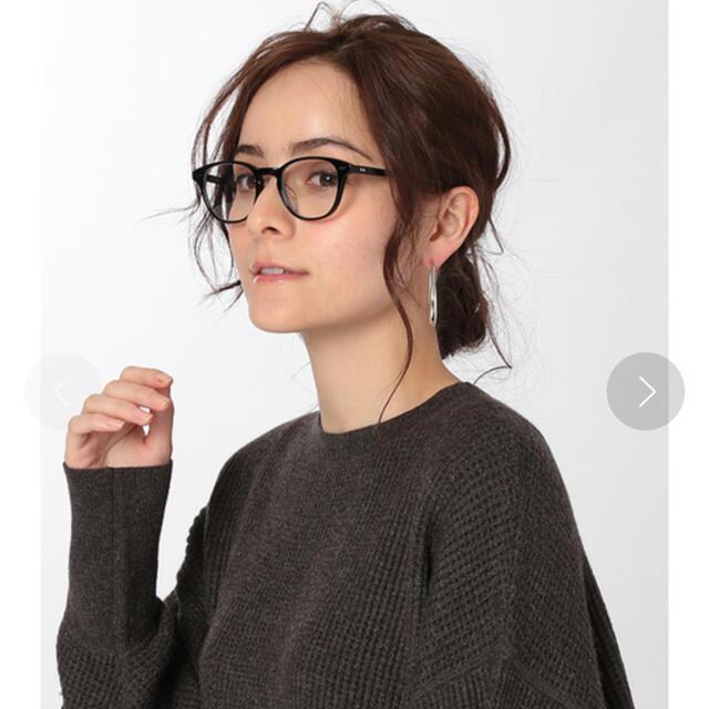 Ameri VINTAGE(アメリヴィンテージ)のETRE TOKYO 伊達眼鏡 レディースのファッション小物(サングラス/メガネ)の商品写真
