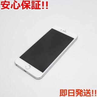 アイフォーン(iPhone)の美品 DoCoMo iPhone6 PLUS 64GB シルバー (スマートフォン本体)