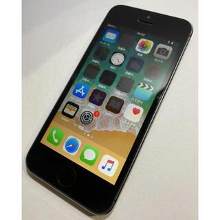 au - au  iPhone 5s スペースグレー 16GB