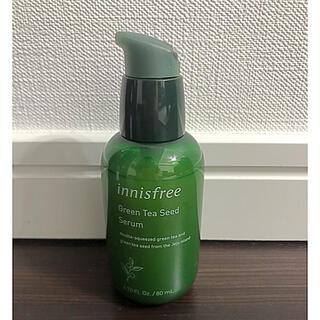 Innisfree - イニスフリー 導入美容液 グリーンティーシードセラム 80ml
