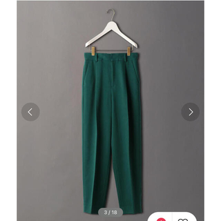BEAUTY&YOUTH UNITED ARROWS - 6(ROKU) KARSEY PANTS