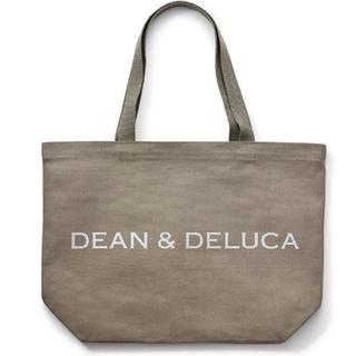 DEAN & DELUCA - DEAN & DELUCA ホリデー トート オリーブ Lサイズ