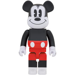 MEDICOM TOY - be@rbrick mickey mouse 2020 r&w 1000%