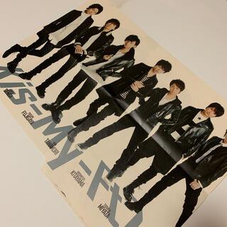 キスマイフットツー(Kis-My-Ft2)のKis-My-Ft2 ピンナップポスター(アイドルグッズ)