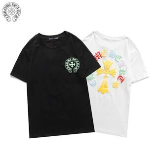 Chrome Hearts - CHROME HEARTS(クロムハーツ)Tシャツ 半袖404S-XXL