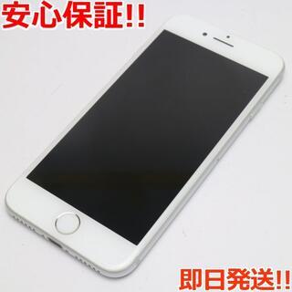 アイフォーン(iPhone)の超美品 SIMフリー iPhone7 32GB シルバー (スマートフォン本体)