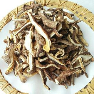 干し椎茸 乾燥スライス80g 原木栽培 大分県産(乾物)