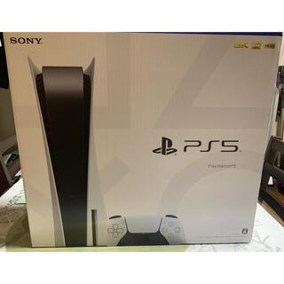 プレイステーション(PlayStation)のSONY PlayStation 5 PS5 ディスクドライブ版(家庭用ゲーム機本体)