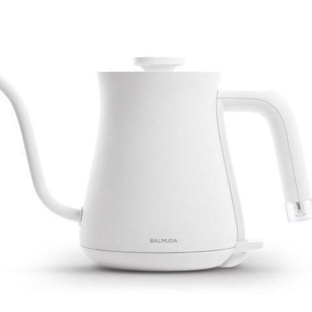 BALMUDA(バルミューダ)の新品 未使用 The Pot K02A-WH [ホワイト] スマホ/家電/カメラの調理家電(調理機器)の商品写真