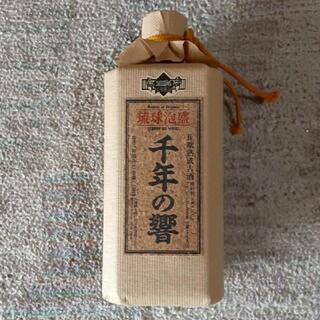 琉球泡盛 千年の響 25度(焼酎)