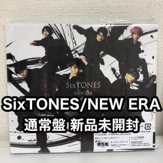 Johnny's - SixTONES NEW ERA 通常盤 新品未開封