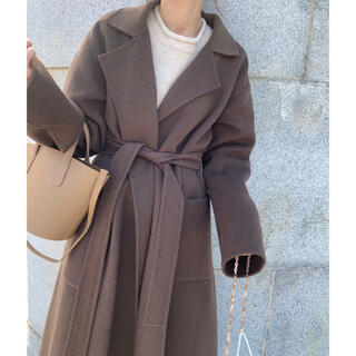 TODAYFUL - NUEbyas wool coat ウールコート