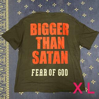 フィアオブゴッド(FEAR OF GOD)のFear of God vintage tee(Tシャツ/カットソー(半袖/袖なし))