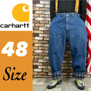 カーハート(carhartt)のビッグサイズ カーハート  ペインターパンツ 46サイズ 2191(ペインターパンツ)
