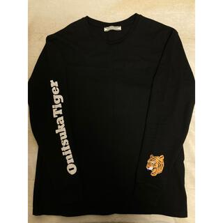 オニツカタイガー(Onitsuka Tiger)のオニツカタイガー ロンティー(Tシャツ/カットソー(半袖/袖なし))