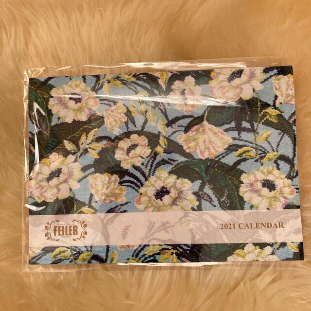 FEILER(フェイラー)のフェイラー  ポーチ ハイジ(カレンダー付き) レディースのファッション小物(ポーチ)の商品写真