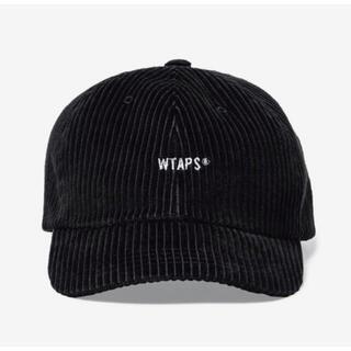 ダブルタップス(W)taps)のWTAPS T-6L /CAP / COTTON. CORDUROY キャップ(キャップ)