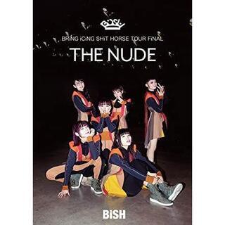 "BiSH TOUR FiNAL""THE NUDE""DVD"
