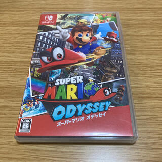 Nintendo Switch - スーパーマリオオデッセイ Switch ソフト マリオオデッセイ