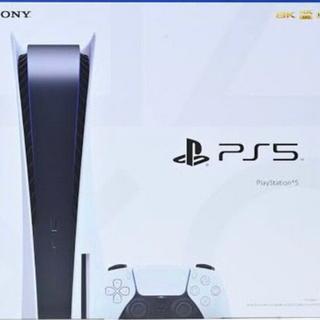PlayStation - 新品 プレステ5 本体 PS5 ディスク版  PlayStation5 即日発送
