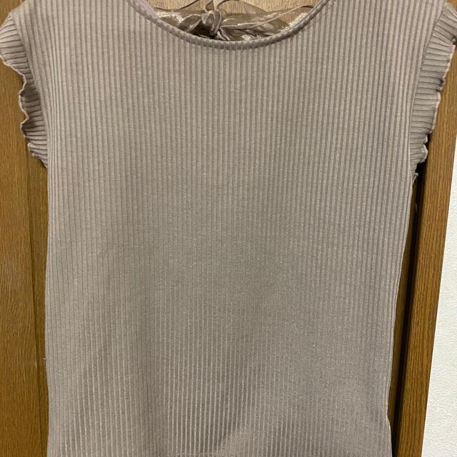 INGNI(イング)のトップス りぼん レディースのトップス(カットソー(半袖/袖なし))の商品写真
