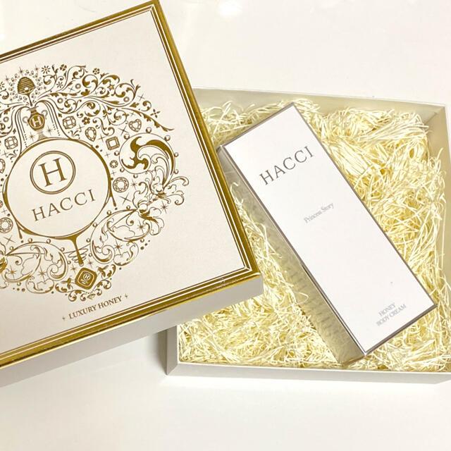 HACCI(ハッチ)のHACCI コスメ/美容のボディケア(ボディクリーム)の商品写真