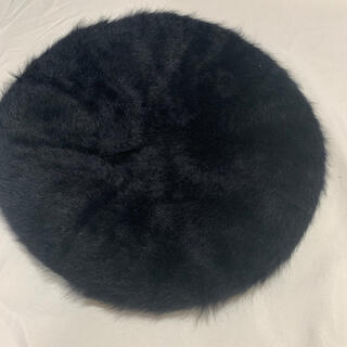 ユニクロ(UNIQLO)のベレー帽 (ハンチング/ベレー帽)