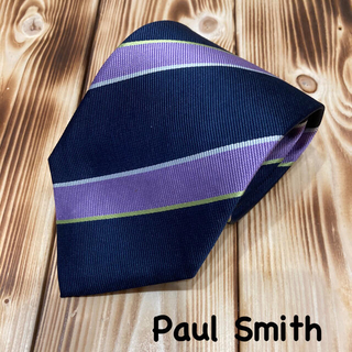 ポールスミス(Paul Smith)の【美品】ネクタイ Paul Smith ポールスミス クリーニング済(ネクタイ)