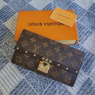LOUIS VUITTON - ❣国内即発❣ ♬大人気限定 セールルイヴィトン、 長財布❉小銭入れ♬ 超美品