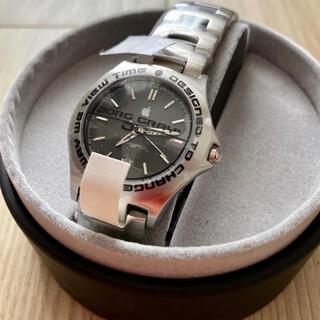 アップル(Apple)のApple ロゴ入り腕時計(レディース)(腕時計)