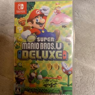 Nintendo Switch - New スーパーマリオブラザーズ U デラックス Switch マリオ DX